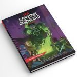 Acquisitions Incorporated Rule book for Dungeons and Dragons 5e